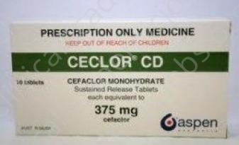 Ceclor CD