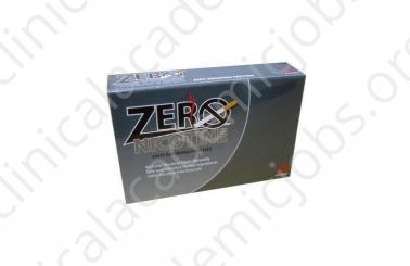 Zero Nicotine Patch